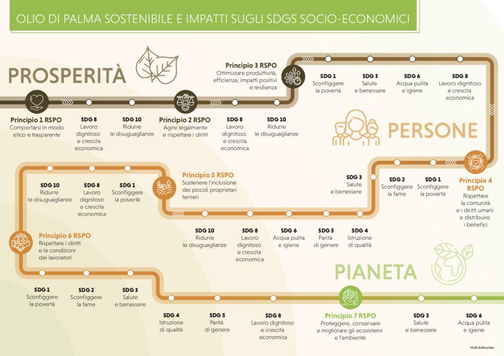 land grabbing olio di palma sostenibile SDGs